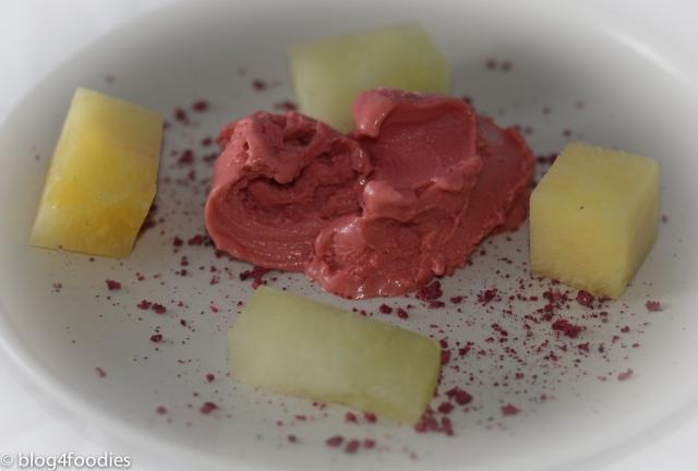 7 - Strawberry dessert