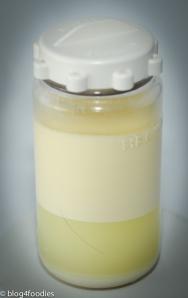 centrifuged butter
