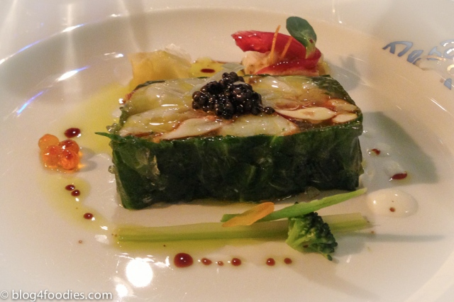 Lobster terrine