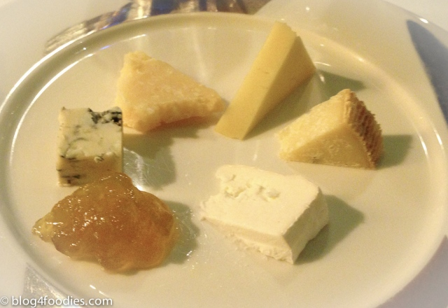 Italien cheeses
