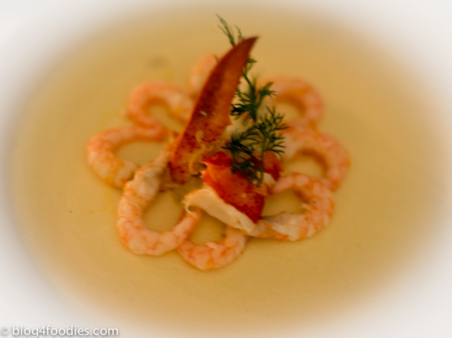 Seafood Mousse