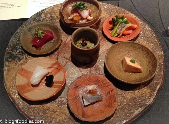Ocean's Delicacy Sashimi
