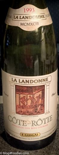 1993 E. Guigal La Landonne