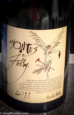 2011 Montes Folly