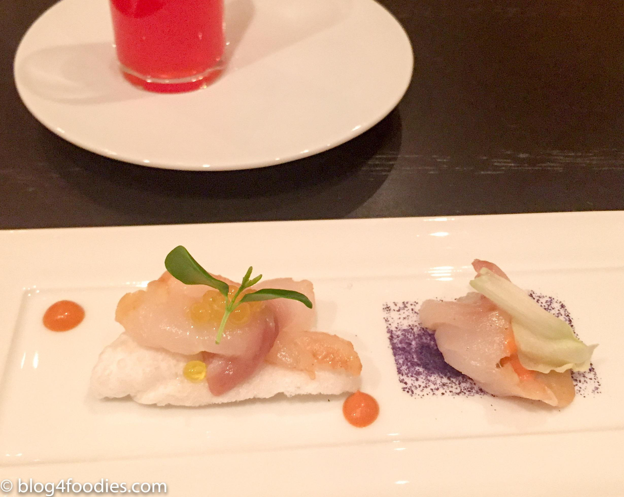 Alpenroyal gourmet restaurant val gardena italy blog4foodies - Amuse gueule italien ...