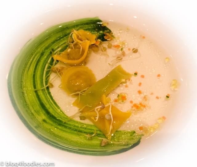 My legume soup