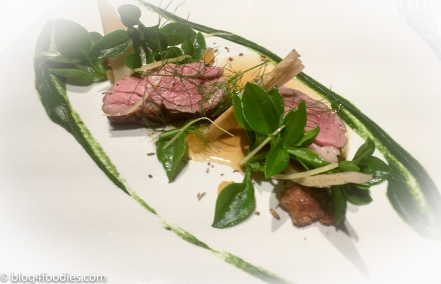 HIP AND SWEETBREADS OF LAMB