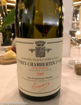 2005 Domaine Trapet Père & Fils -Gevrey-Chambertin