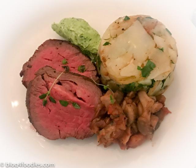 """Fillet of Beef """"Provençale"""""""