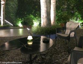 Sant Pau garden
